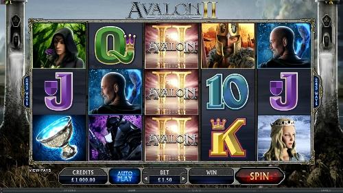 Arthurian online casino casino aranjuez