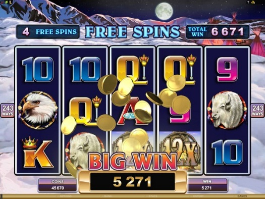 Mystic Dreams Video Slot