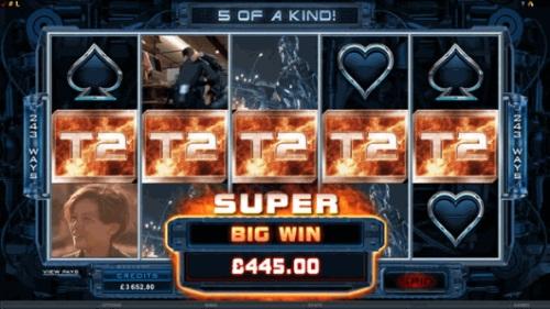 Terminator 2 Casino Slot