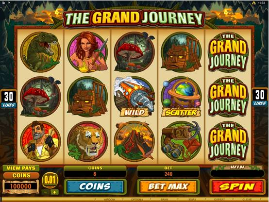 Grand Journey Video Slot