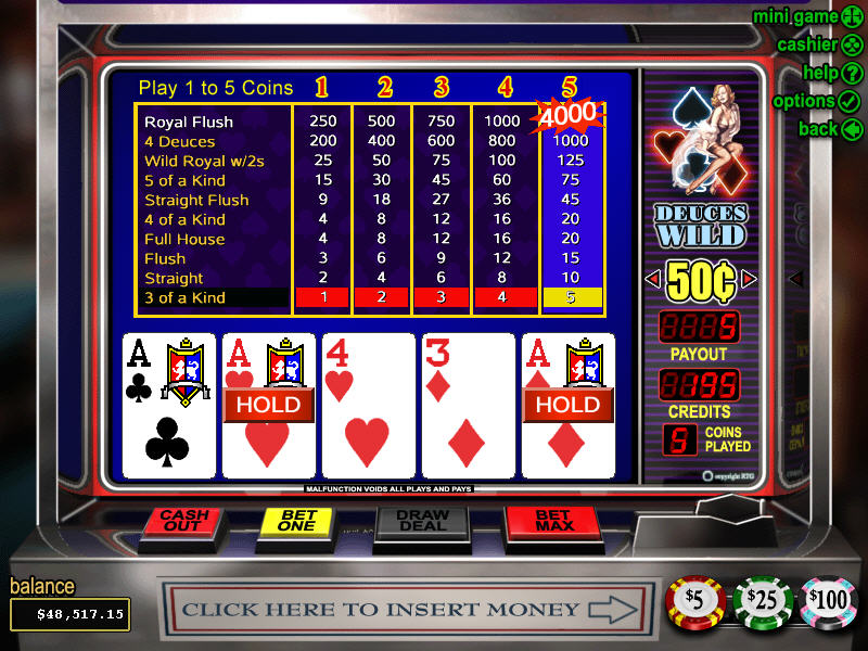 slots online free play games poker joker