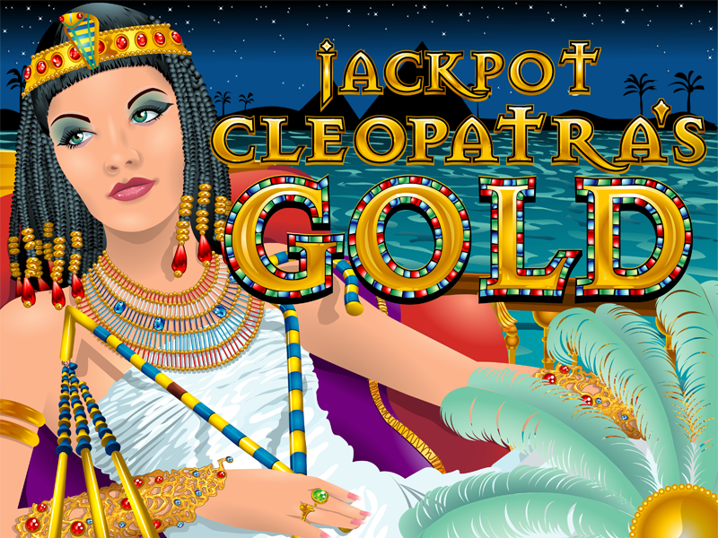 Jackpot Cleopatra's Gold Video Slot